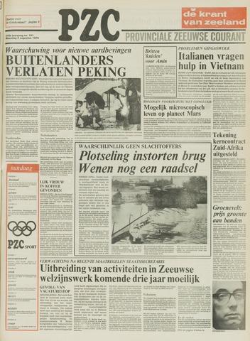 Provinciale Zeeuwse Courant 1976-08-02