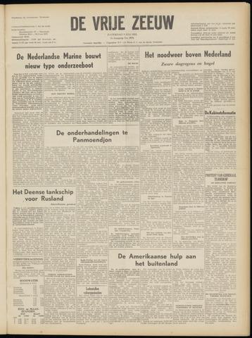 de Vrije Zeeuw 1952-07-05