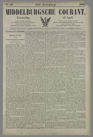 Middelburgsche Courant 1882-04-27