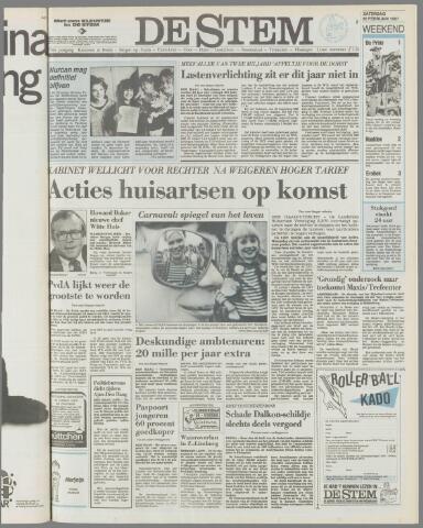 de Stem 1987-02-28