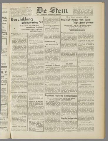 de Stem 1945-09-14