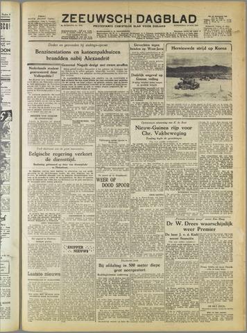 Zeeuwsch Dagblad 1952-08-14