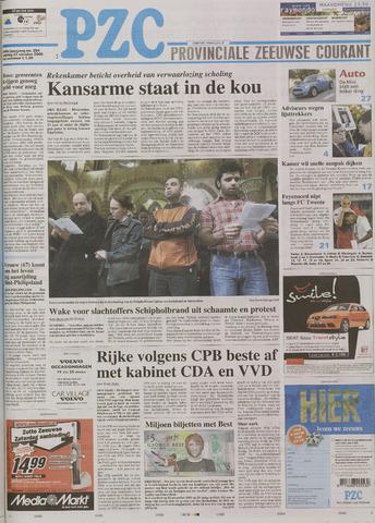 Provinciale Zeeuwse Courant 2006-10-27