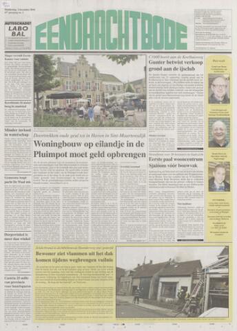 Eendrachtbode (1945-heden)/Mededeelingenblad voor het eiland Tholen (1944/45) 2010-12-02