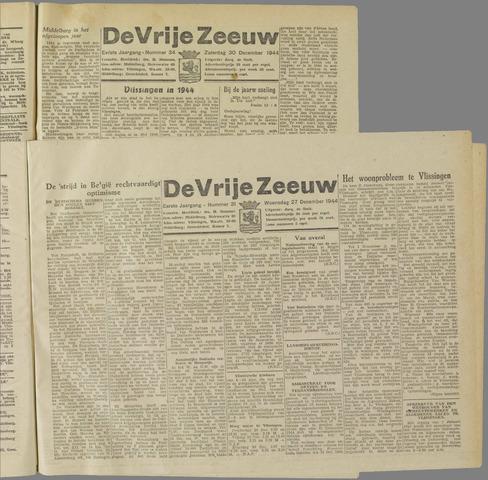 de Vrije Zeeuw 1944-12-27