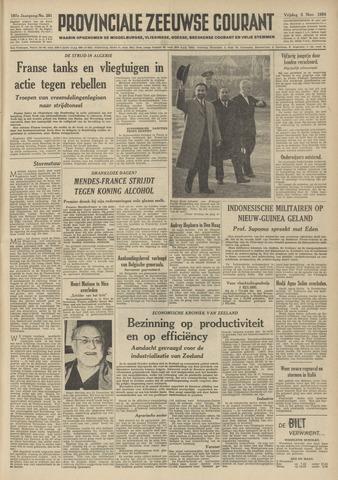 Provinciale Zeeuwse Courant 1954-11-05