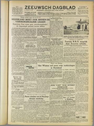 Zeeuwsch Dagblad 1952-09-24