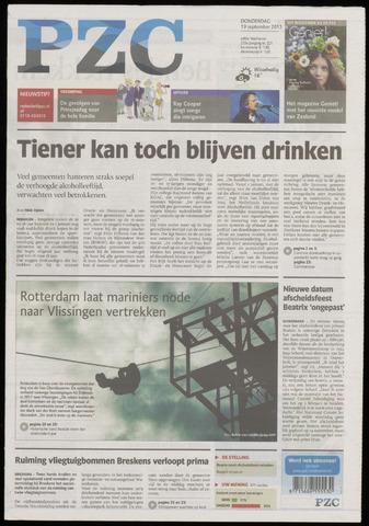 Provinciale Zeeuwse Courant 2013-09-19