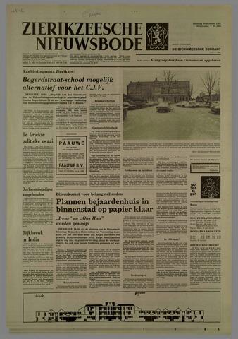 Zierikzeesche Nieuwsbode 1981-10-20