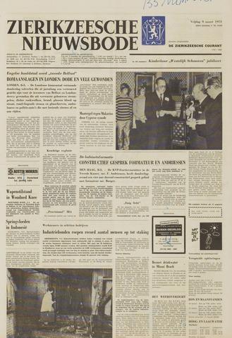 Zierikzeesche Nieuwsbode 1973-03-09