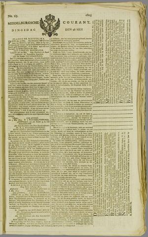 Middelburgsche Courant 1805-05-28
