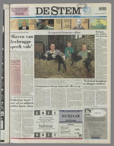 de Stem 1997-12-30