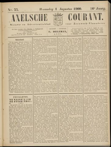 Axelsche Courant 1900-08-01