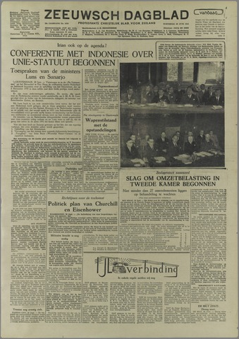 Zeeuwsch Dagblad 1954-06-30