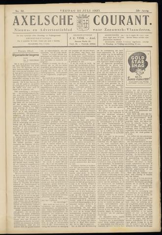 Axelsche Courant 1937-07-23