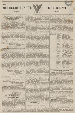Middelburgsche Courant 1852-05-25