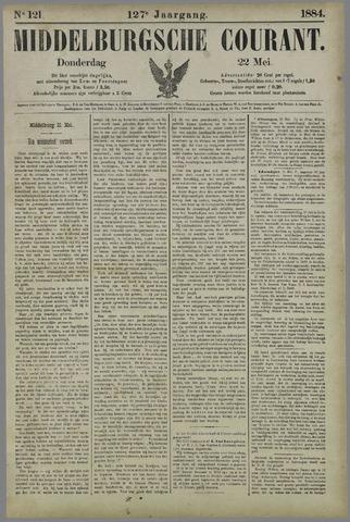 Middelburgsche Courant 1884-05-22