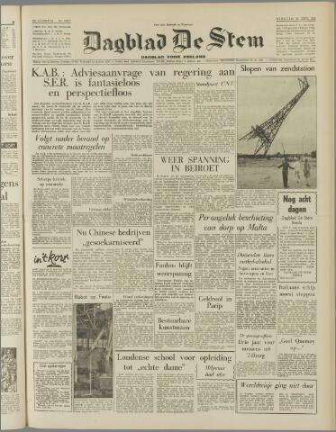 de Stem 1958-09-23