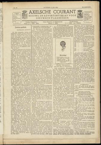 Axelsche Courant 1945-07-21