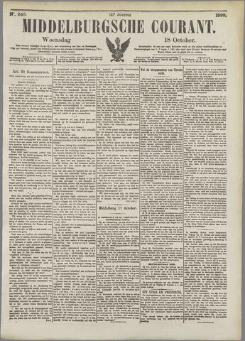 Middelburgsche Courant 1899-10-18