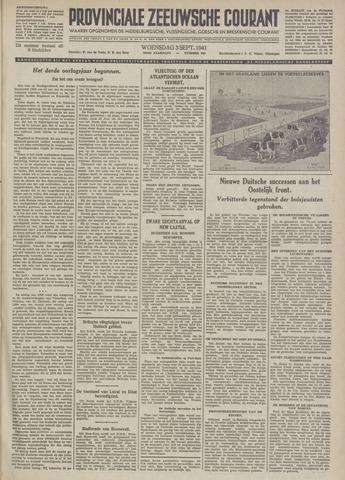 Provinciale Zeeuwse Courant 1941-09-03