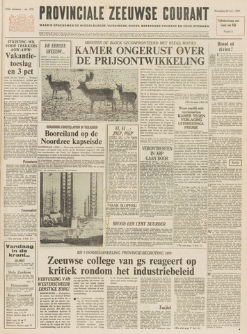 Provinciale Zeeuwse Courant 1969-11-26