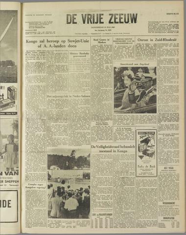 de Vrije Zeeuw 1960-07-21