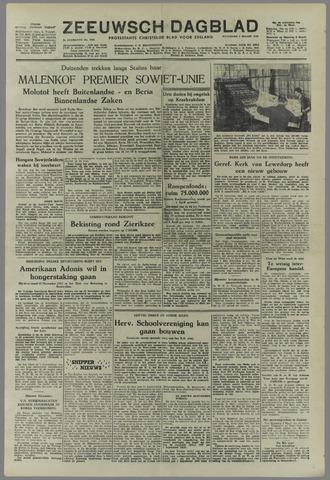Zeeuwsch Dagblad 1953-03-07