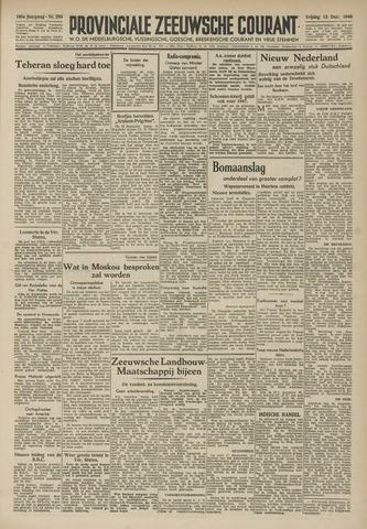 Provinciale Zeeuwse Courant 1946-12-13