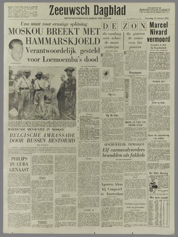 Zeeuwsch Dagblad 1961-02-15