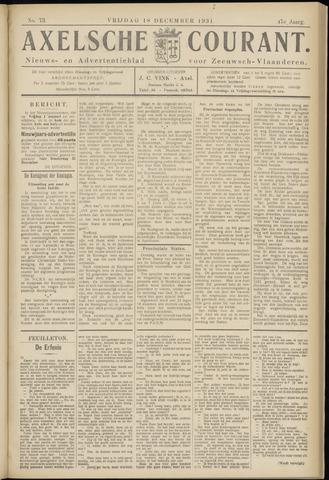 Axelsche Courant 1931-12-18