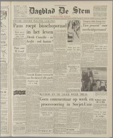 de Stem 1963-12-05
