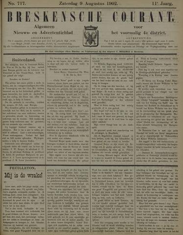 Breskensche Courant 1902-08-09
