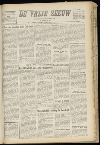 de Vrije Zeeuw 1947-11-27
