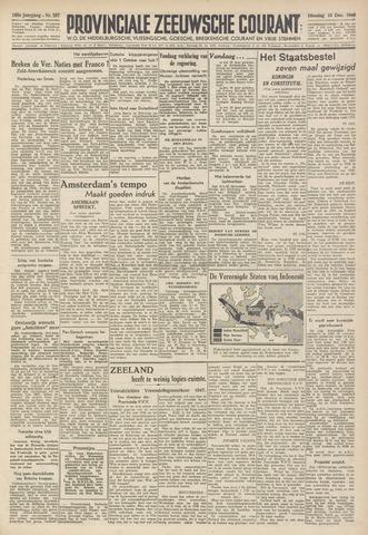Provinciale Zeeuwse Courant 1946-12-10