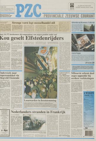 Provinciale Zeeuwse Courant 1997-01-04