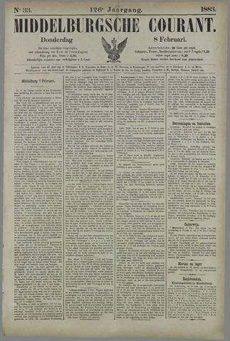 Middelburgsche Courant 1883-02-08