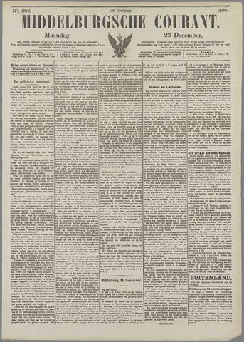 Middelburgsche Courant 1895-12-23
