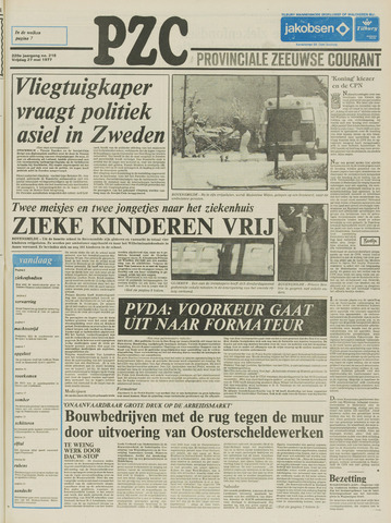 Provinciale Zeeuwse Courant 1977-05-27