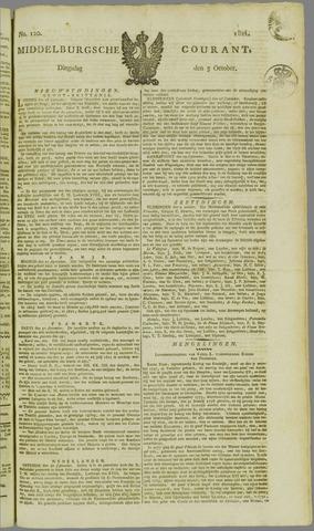 Middelburgsche Courant 1824-10-05