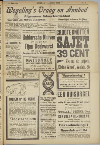 Zeeuwsch Nieuwsblad/Wegeling's Nieuwsblad 1921