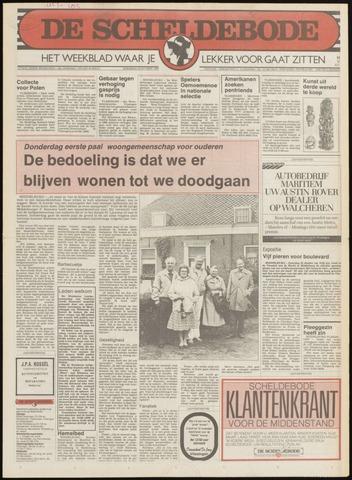 Scheldebode 1985-10-17