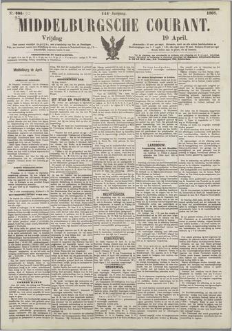 Middelburgsche Courant 1901-04-19