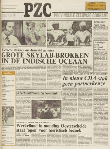 Provinciale Zeeuwse Courant 1979-07-12