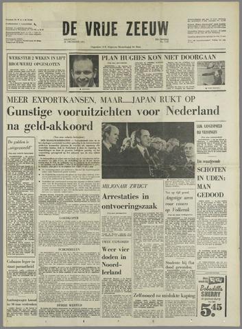 de Vrije Zeeuw 1971-12-20