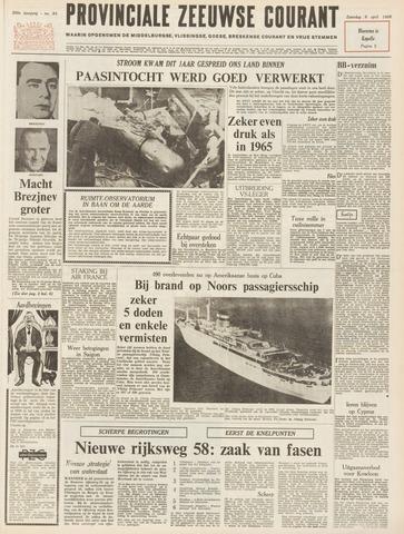 Provinciale Zeeuwse Courant 1966-04-09
