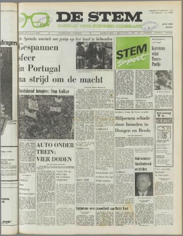 de Stem 1974-09-30