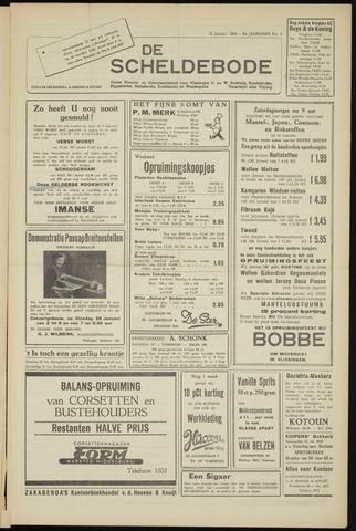 Scheldebode 1954-01-15