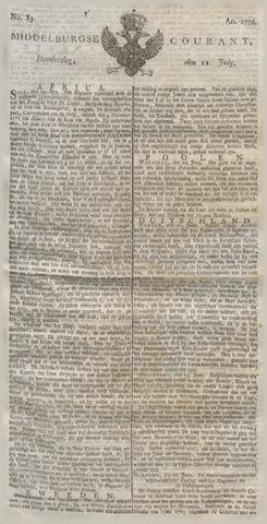 Middelburgsche Courant 1776-07-11