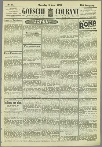 Goessche Courant 1929-06-03
